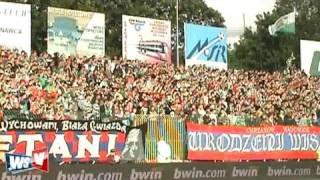 Mecz przyjaźni w Gdańsku Lechia Wisła