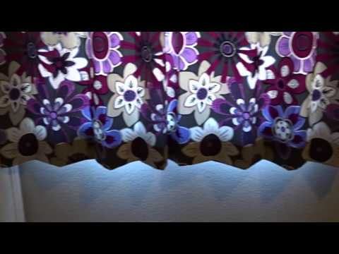 Fun Fabric for Reno Curtains (Grommet Top Drapery)