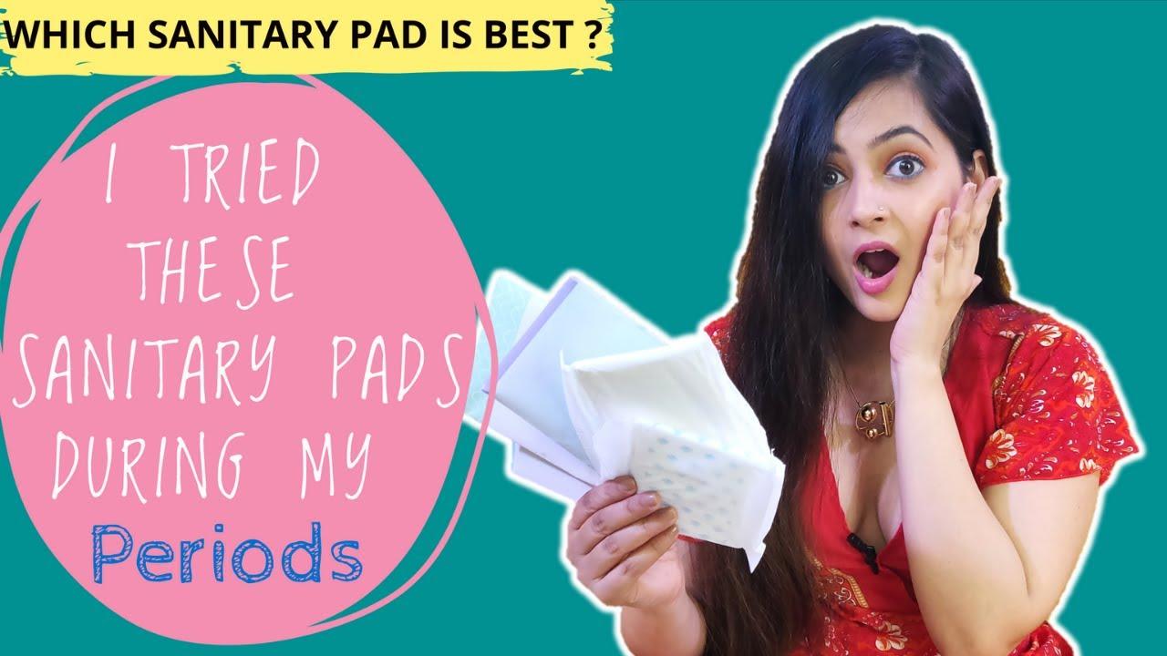 Download Best Sanitary Pads in India | Review | For Teenagers and Sensitive Skin | Mahima Giri
