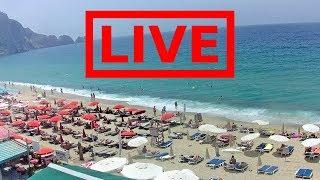 Alanya Turkey, Alanya Trkei, Аланья Турция Palmiye Beach Hotel Live Camera.