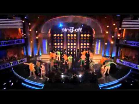 "1st Performance - Dartmouth Aires - ""Higher Ground"" by Stevie Wonder - Sing Off - Series 3"