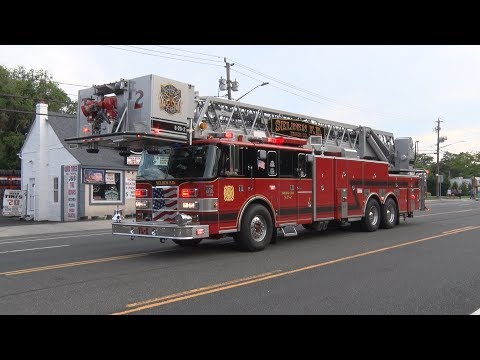2017 Suffolk County New York Firemen's Parade  7/8/17