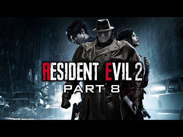 Last Items I need in RPD | Resident Evil 2 Remake Part 8