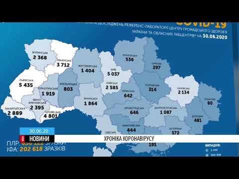 ТРК ВіККА: На Черкащині більшає недужих на коронавірус