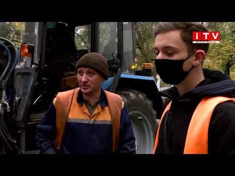 ITV media group: У Рівному прибрали лежачий поліцейський у дворі будинку