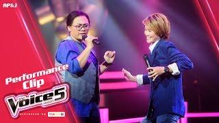 Download Video The Voice Thailand - เฟิร์น VS จุ๋ม - น้ำตาหล่นบนที่นอน - 4 Dec 2016 MP3 3GP MP4