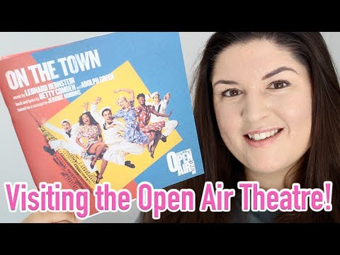 On The Town (Open Air Theatre) ⚓️🗽 REVIEW