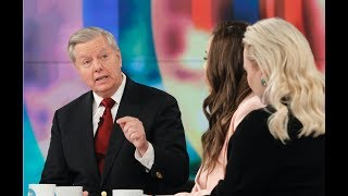 Sen. Lindsey Graham On Russia Probe, 'Fire and Fury,' Comments from Bannon | The View