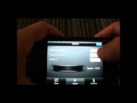 Demonstração do TabToolkit para iPhone - Review