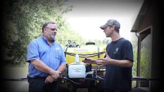 Crop Care ATV Sprayer