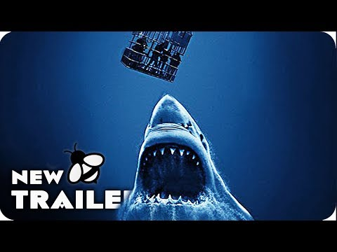 OPEN WATER 3 Trailer Cage Dive (2017) Shark Horror Movie