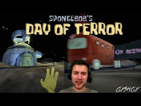 SPONGEBOB HORROR GAME | Spongebob's Day Of Terror | Free Download Link In Description