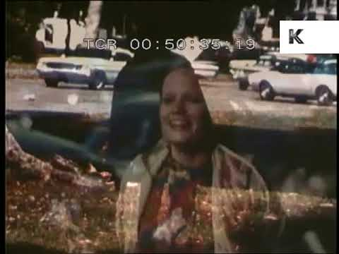 1960s Hippie Music Festival and Haight Ashbury Hippies, San Francsico