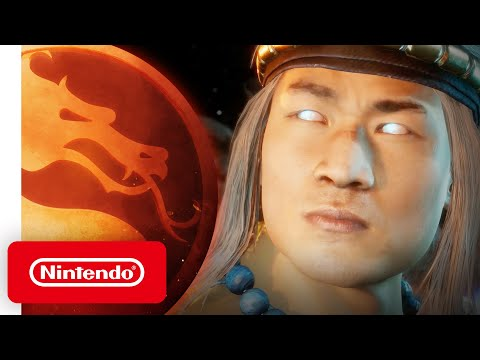 Mortal Kombat 11: Aftermath - Official Reveal Trailer - Nintendo Switch