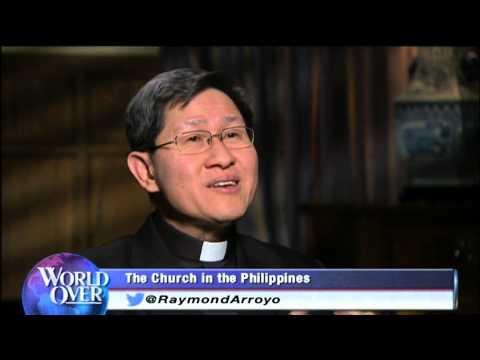 World Over - 2014--01-15 – Manila Cardinal Luis Tagle with Raymond Arroyo