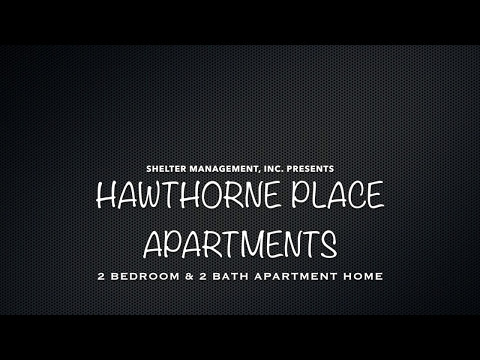 Hawthorne Place Apartments Salem Oregon