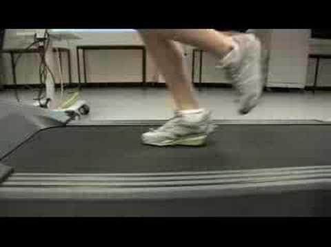 Revolutionary running shoe - YouTube
