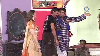 Best Of Iftikhar Thakur and Naseem Vicky New Pakistani Stage Drama Full Comedy Funny Clip