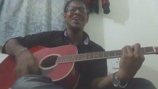 Aankhein khuli ho Udit Narayan | Mohabbatein |Acoustic Cover by Pratik Salgiya