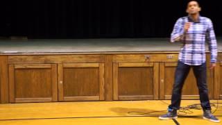 'Best Youth Motivational Speaker' 'Ryan Celestain'