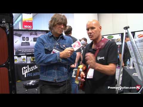 Summer NAMM '13 - Gibson Min-ETune Demo