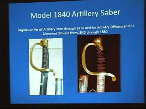 U.S. Army Swords, 1832 to 1840 Models