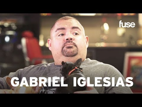 Episode 1: Gabriel Iglesias Talks Favorite Comedians and Large Penises | Ask Fluffy