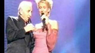 Céline Dion & Charles Aznavour -