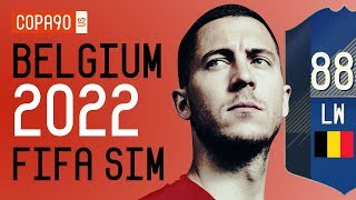 How Belgium Will Look at 2022 World Cup - FIFA 18 SIM | Ep. 6