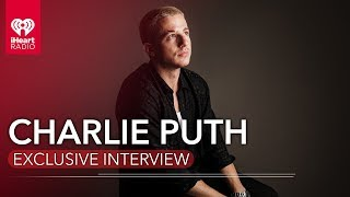 "Charlie Puth On The Inspiration Behind ""I Warned Myself,"" Working With Chad Smith + More!"