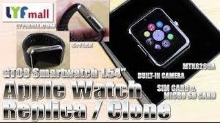 The perfect  apple watch clone  gt08 smartwatch