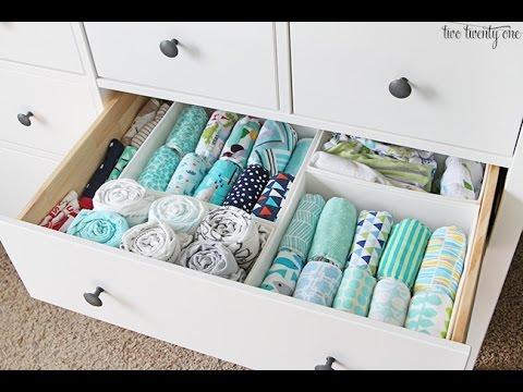 Организация и хранение одежды в комоде | PolinaBond