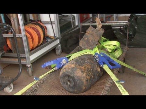 WWII bomb found In Berlin