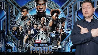 Black Panther Spoiler Review Discussion