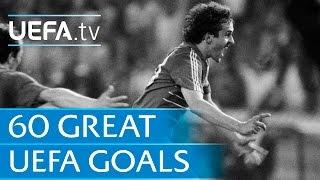 60 Great UEFA Goals: Part 3
