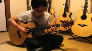 個人製作者ギター生音比較