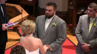 God Gave Me You - Wedding Music Video