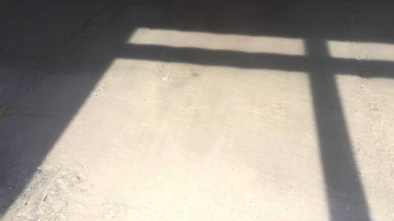 cementdekvloer afwerking youtube