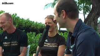 IRONMAN HAWAII 2017: Die tri2b.com A|N Triathlonteam-Athleten Petra Paule und Peter Nowak