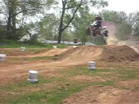Youth ATV Riding