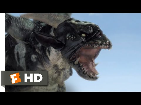 Alien Convergence (2016) - Taking Down the Alien Scene (9/9) | Movieclips