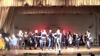 """Workshop """"Современный вокал и танец в стиле Бродвейского мюзикла"""""""
