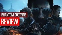 Phantom Doctrine REVIEW | Test des rundenbasierten Agenten-Thrillers