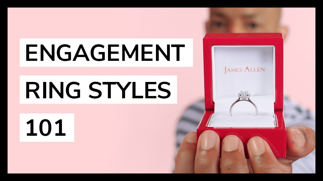 Engagement Ring Setting Styles 101 by JamesAllen.com | Featuring R ...