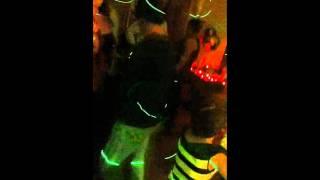 My mom dancing cumbia wt a drunk guy