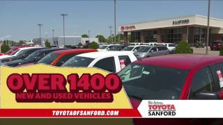 Fred Anderson Toyota Of Sanford   Family Pricing