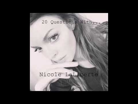 20 Questions With... Nicole LaLiberte