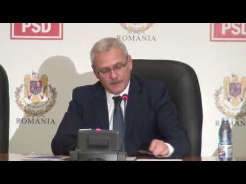 Declaratiile facute de Liviu Dragnea si Sorin Grindeanu dupa  Comitetul Executiv al PSD