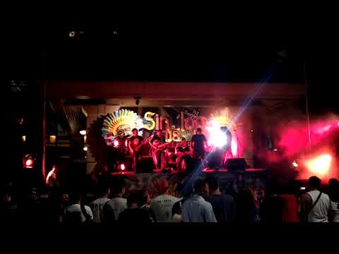 Aggressive Audio - First Timer live @ Cebu Business Park