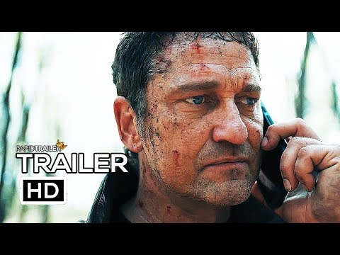 ANGEL HAS FALLEN Official Trailer (2019) Gerard Butler, Morgan Freeman Movie HD